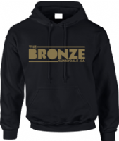 THE BRONZE HOODIE - INSPIRED BY BUFFY THE VAMPIRE SLAYER SUNNYDALE